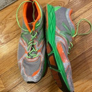 Mens New Balance MR1400 HG Racing Running Shoes